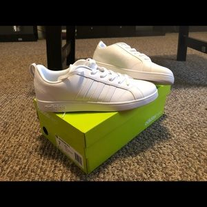 All white adidas brand new in box!